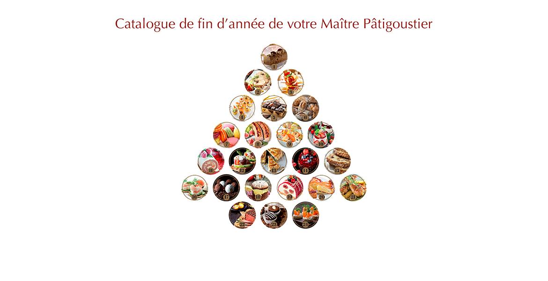 Le catalogue de fin d'année 2020 de votre Maître Pâtigoustier